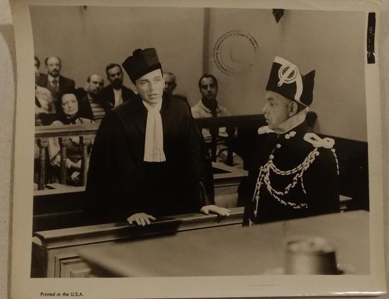 Foto Original Pelicula Can-can (1960) Frank Sinatra