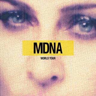 Madonna - World Tour - 2 Cd + Dvd - Original - De Colección