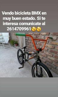 Bicicleta Topmega Para Bmx