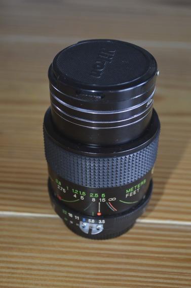 Vivitar 28-70mm 1:3.4 Or 3.5 -4.8 Mc Macro Focusing Zoom