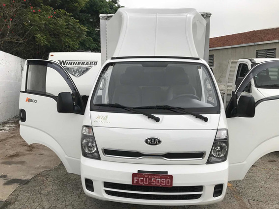 Kia Bongo 2.5 Std 4x2 Rs Turbo S/ Carroceria 2p 2014