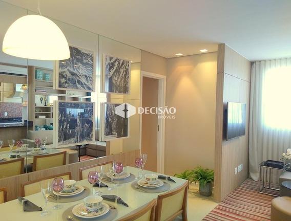 Apartamento 2 Quartos À Venda, 2 Quartos, 2 Vagas, Sagrada Família - Belo Horizonte/mg - 6049
