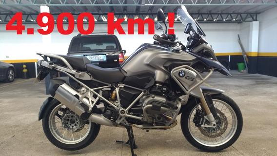 Bmw R 1200 Gs Premium - A Mais Nova Do Brasil ! 4900 Km !!