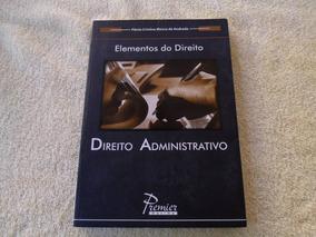 Elementos Do Direito - Direito Administrativo - Livro