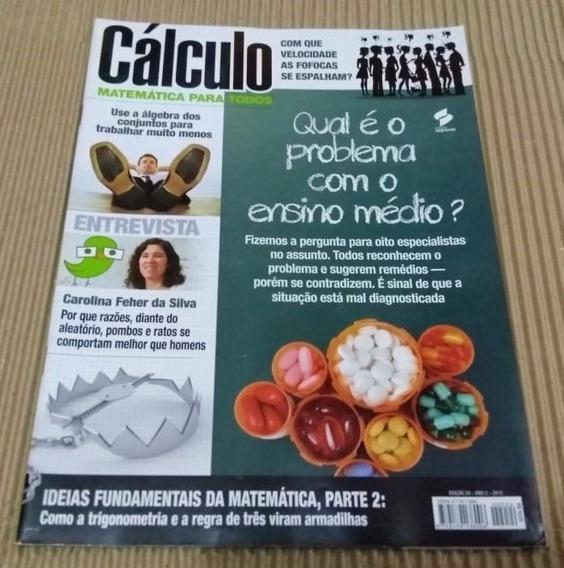 Revista Cálculo - Matemática Para Todos - Nº 24