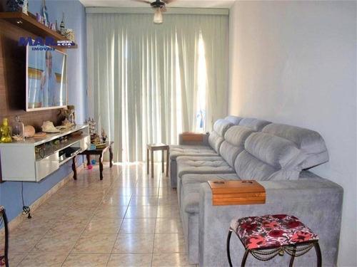 Imagem 1 de 2 de Apartamento Residencial À Venda, Barra Funda, Guarujá - . - Ap9639