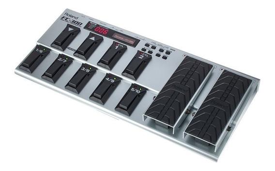 Roland Fc300 Pedaleira Foot Control C/garantia Na Sommexe 2