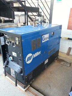 Maquina De Soldar Miller Marca Big Blue 500 X Amp