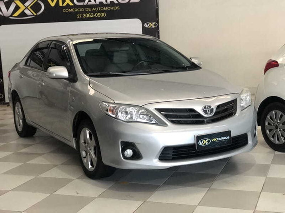 Toyota Corolla Xei 2.0 Flex 16v Aut. 2013