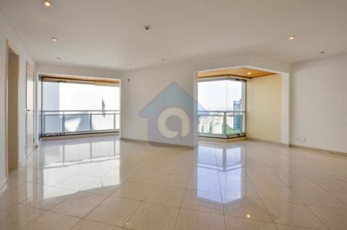 Belíssimo Apartamento Na Vila Mariana, 4 Dormitórios (1suite) Com Lazer Completo - Tw15861