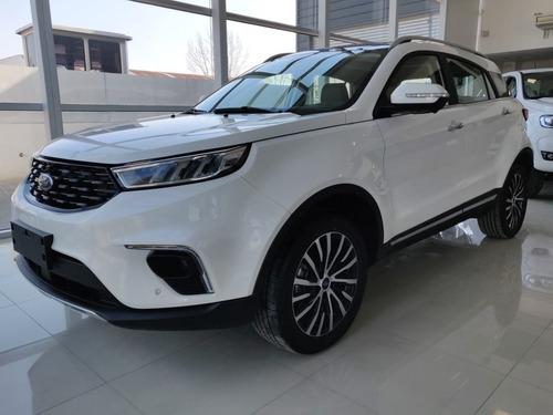 Ford Territory Sel 1.5 4x2 Automatica 2021 Anticipo