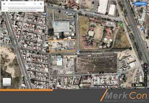 Terreno Renta 4,000 M2 Miramar Zapopan Norte Jalisco Mexico 1