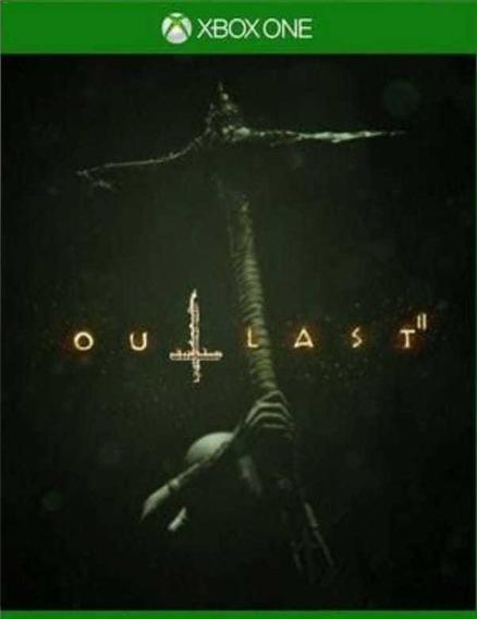 Outlast - Xbox One - Midia Digital + Brinde