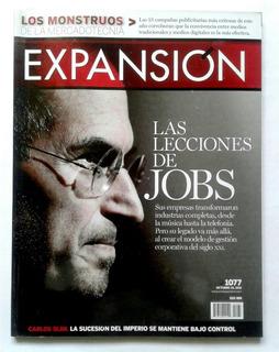 Revista Expansion. Mexico. Las Elecciones De Jobs.