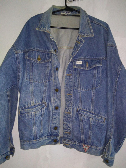 Campera Jeans Hombre Talle M