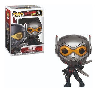 Funko Pop : Ant-man And The Wasp - Wasp #341