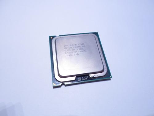 Imagem 1 de 2 de Processador Intel Core2duo E7500 - 2.9ghz/3m/1066/06 Slgte