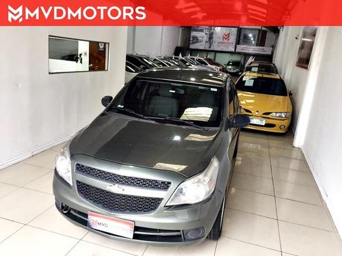 !! Chevrolet Ágile Ls, Mvd Motors, Permuto Financio !!