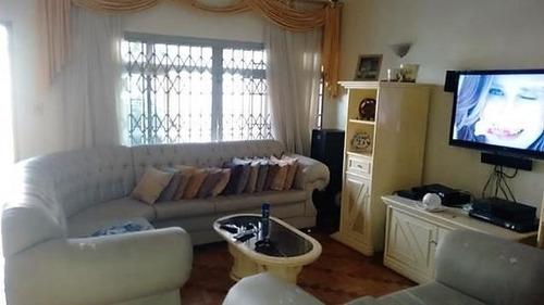Sobrado Com 3 Dormitórios À Venda, 198 M² Por R$ 1.200.000 - Tatuapé - São Paulo/sp - So6464