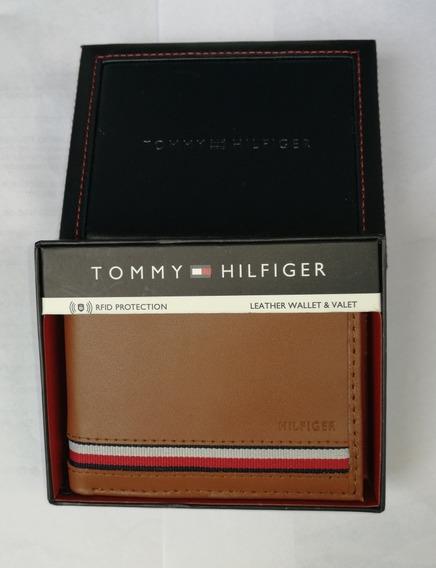 Billetera Tommy Hilfiger F4