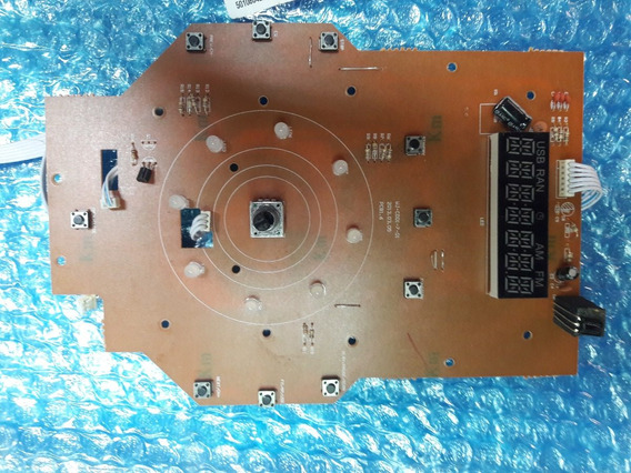 Placa Do Painel Display Mini System Ms-05 Mondial