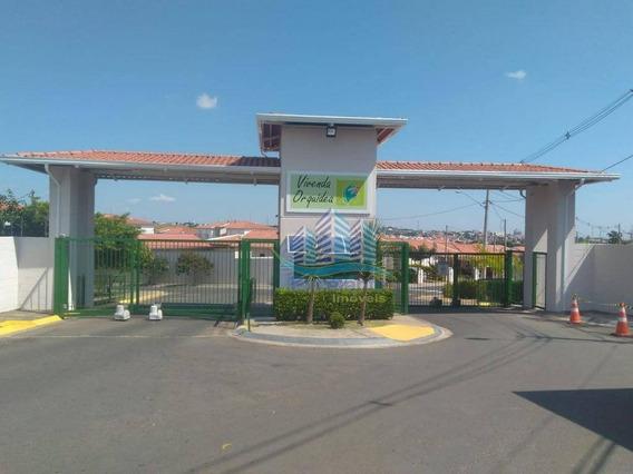 Casa Com 2 Dormitórios À Venda, 41 M² Por R$ 230.000 - Vila Inema - Hortolândia/sp - Ca0400