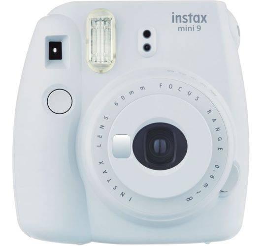 Câmera Instantânea Instax Mini 9 Fujifilm - Branco Gelo