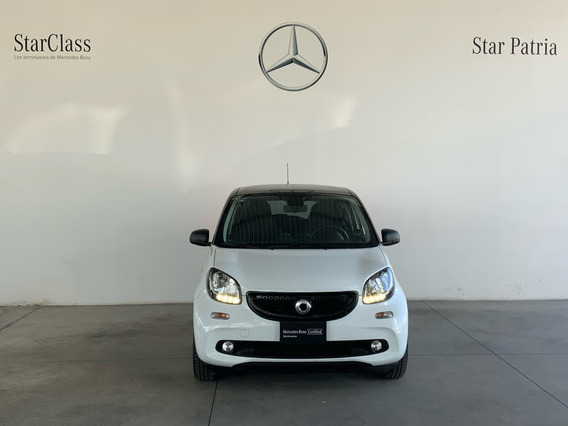 Star Patria Santa Anita Smart Forfour Passion 2018