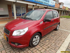 Chevrolet Aveo Emotion 1.6l At Aa 2ababs