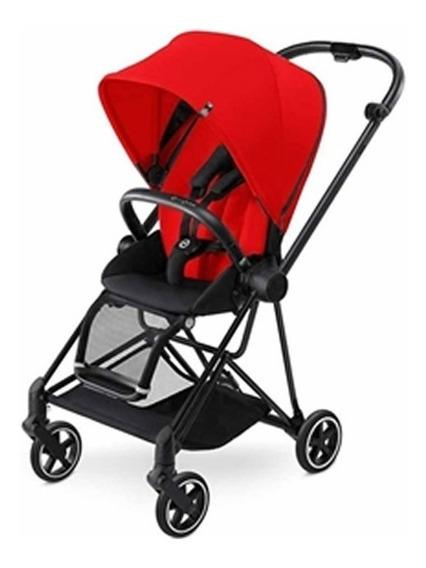 Carrinho De Bebê Mios Cybex Vermelho