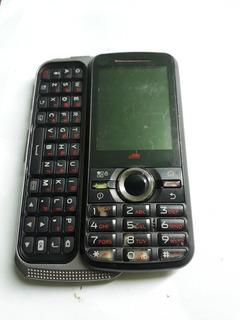 Celular Motorola Mod I886 Com Teclado Lateral