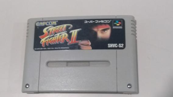 Jogo Street Fighter 2 Original - Frete Grátis