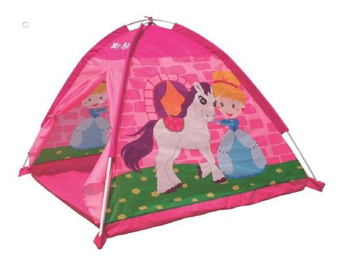 Carpa Juguete Casita Castillo Niña My Pony Tent 8340 - Luico