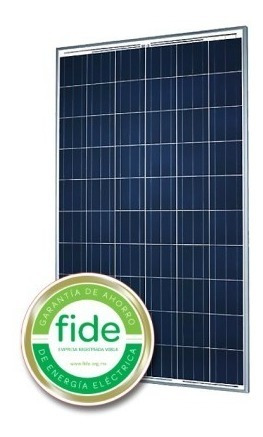 Panel Solar Fotovoltaico 275w Policristalino