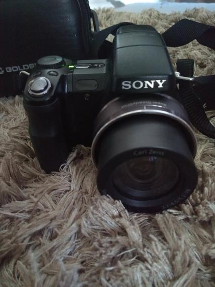 Câmera Fotográfica Sony Cyber-shot Dsc-h9