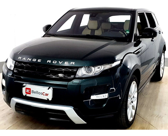 Land Rover Range 2.0 Dynamic 4wd 16v Gasolina 4p Automát...