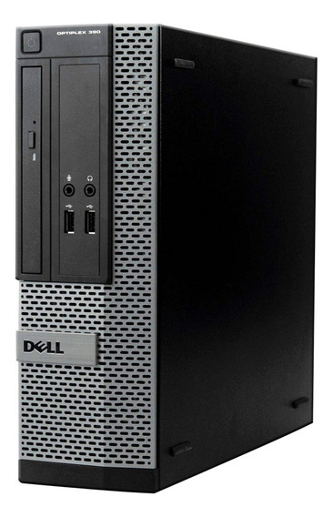 Computadora Dell Optiplex 390 I5 4gb 250gb Refurbished Bagc