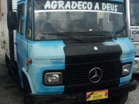 Mercedes-benz Mb 608 Ano 1981