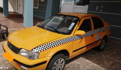 Toyota Tercel Con Cupo Taxi