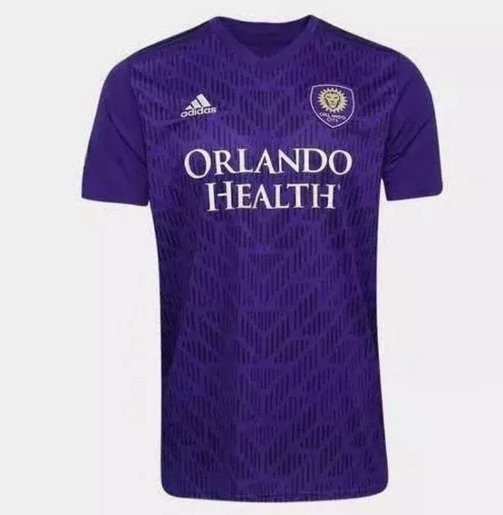 Camisa Nova Orlando City 2019/2020 - Envio Imediato.