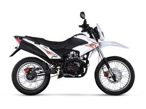 Motocicleta Zanella Zr 250 Lt Nueva, Enduro, Cross, Tornado