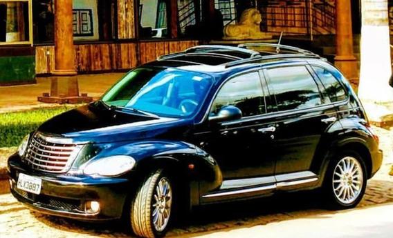 Chrysler Pt Cruiser Limited Com Som Premium - Raridade