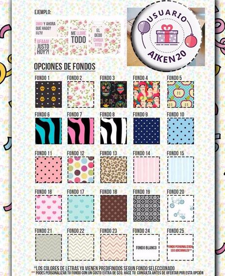 Kit Imprimible Sos Baño Casamiento Varios Diseños A Elección
