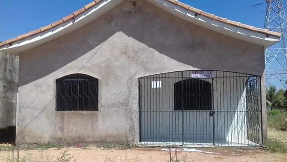 Casa Com 2quarto Banheiro E Quintal I