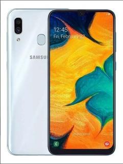 Samsung Galaxy A30 32gb 3 Ram Originales Caja Sellada +envío