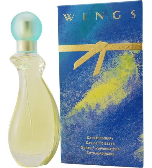 Perfume Wings Giorgio Beverly Hills Feminino 90ml