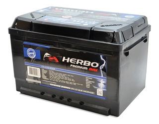 Bateria 12x75 Herbo Premium Max - 1 Año Garantia -