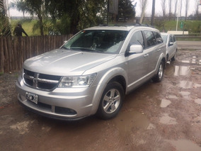 Dodge Journey Sxt 2011 - 3 Filas - Dvd