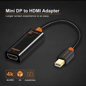 Adaptador Displayport Mini Para Hdmi 4k - Cabletime