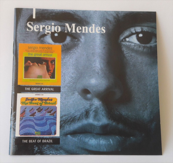 Cd Sérgio Mendes - The Great Arrival - The Beat Of Brazil